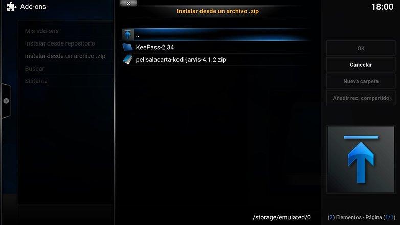 AndroidPIT kodi para android 04