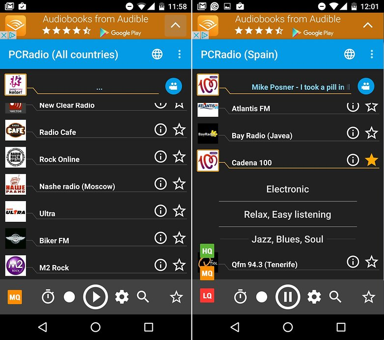 Androidpit mejores apps radio radioonline