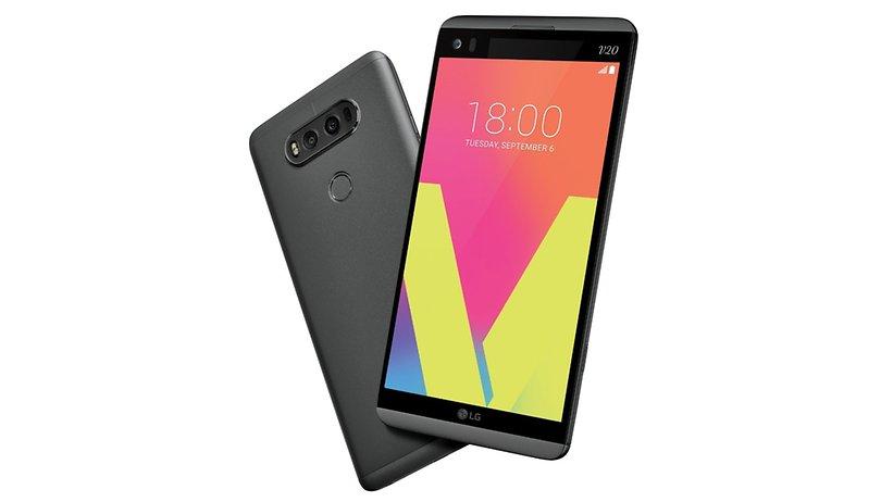 Pourquoi je suis tombé amoureux du LG V20