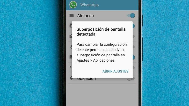 AndoridPIT superposicion de pantalla 1