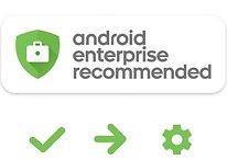 ¿Qué es Android Enterprise Recommended?