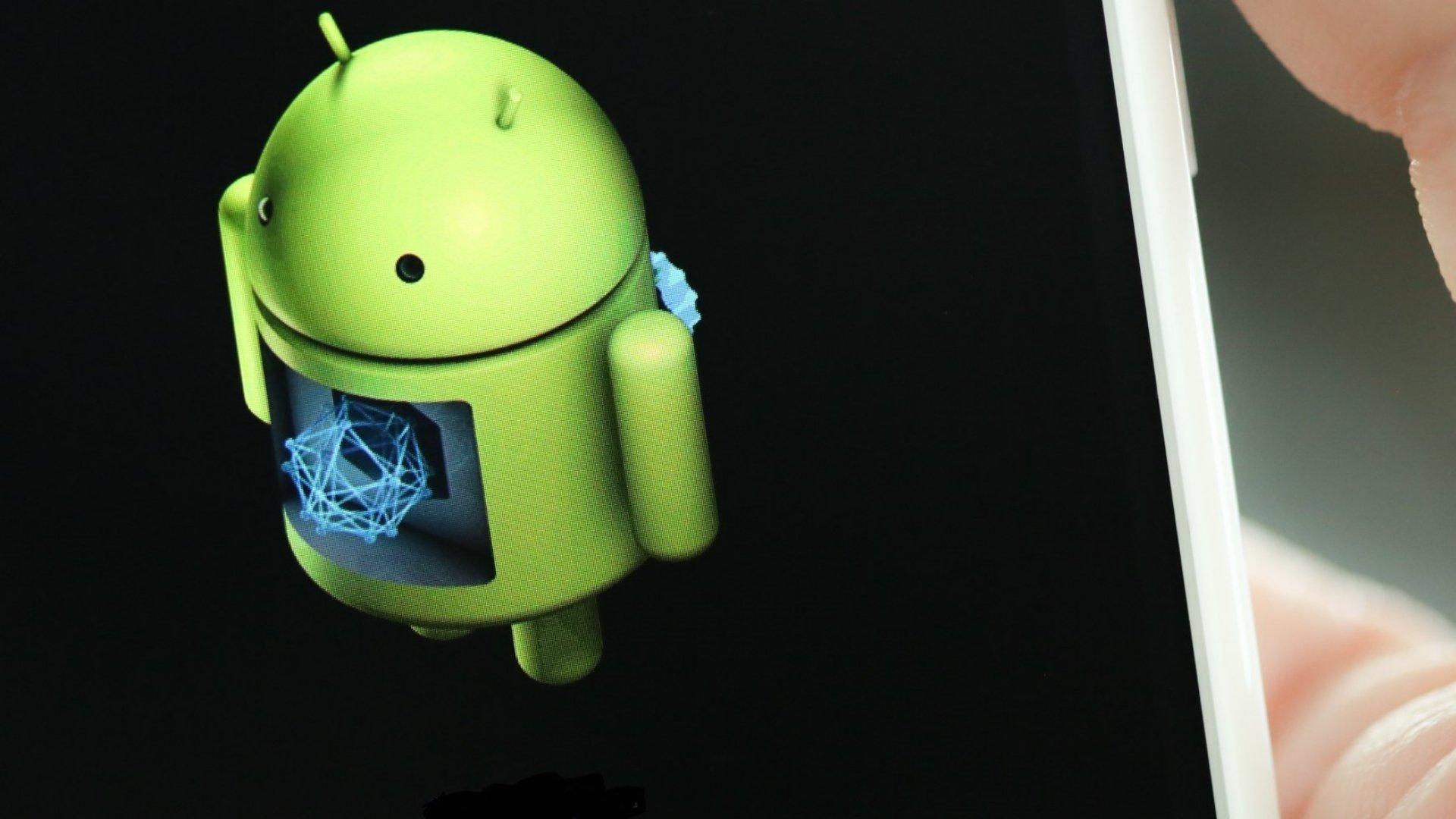 Android Update Suchen
