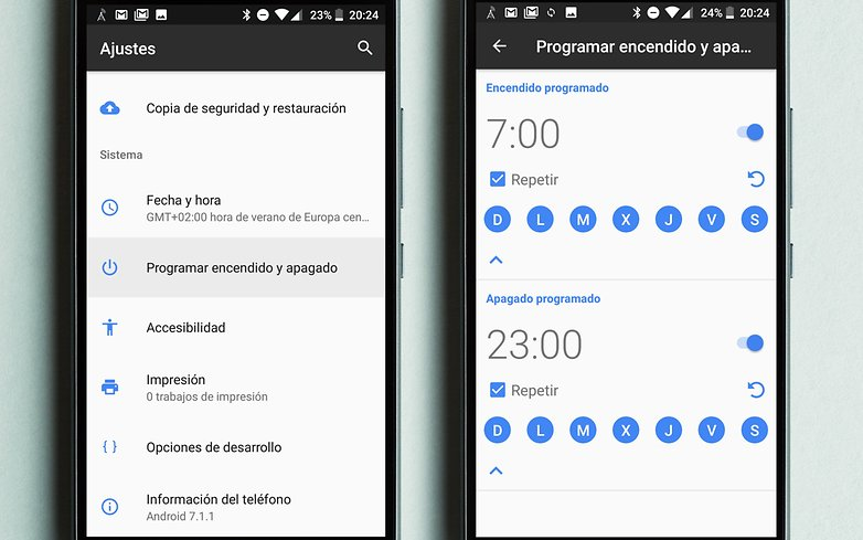 AndroidPIT BQ Aquaris X trucos 04