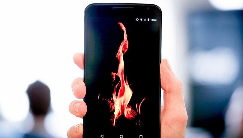 5 consejos para evitar que tu smartphone se caliente