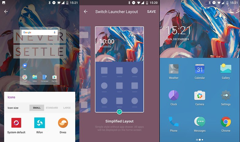AndroidPIT OnePlus 3 Oxygen OS 4 Beta 8 Android 7 Nougat 05