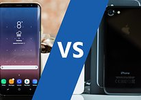 Galaxy S8 vs iPhone 7 : le Classico des smartphones