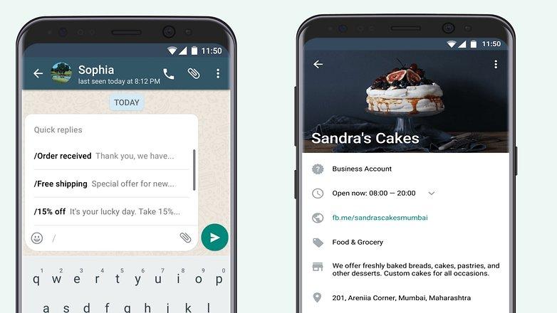 WhatsApp Business commence son déploiement mondial sur Android