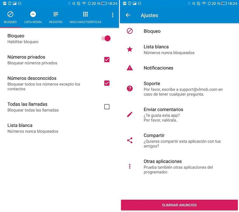 AndroidPIT bloqueo llamadas 04