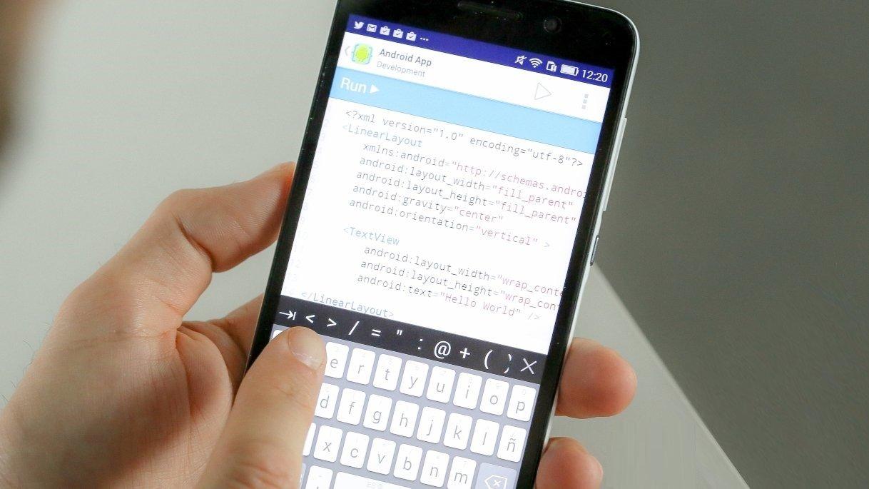 Cómo crear una app Android