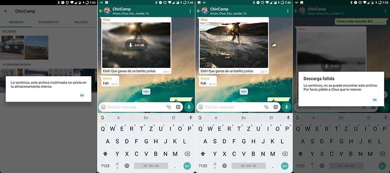 AndroidPIT descargar archivos borrados whatsapp