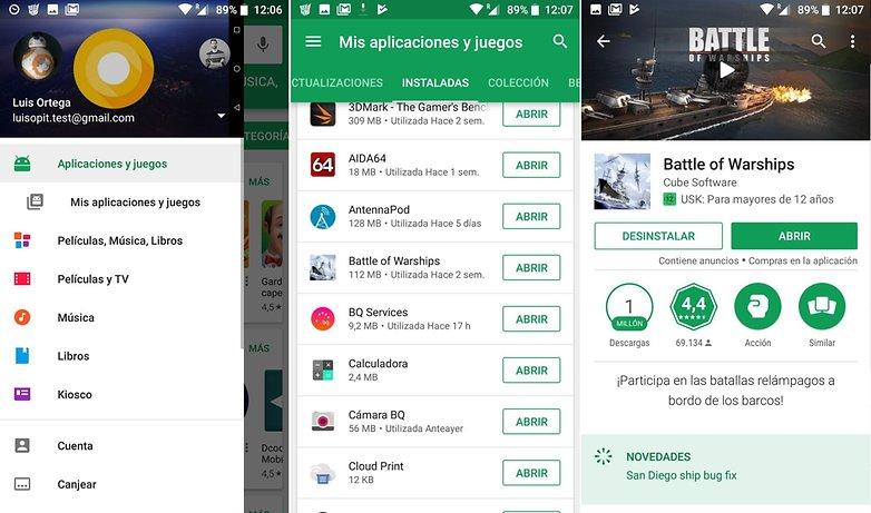 AndroidPIT desinstalar aplicaciones google play 02