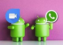 Google olvídalo, la gente solo llama por WhatsApp