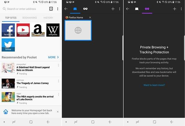 Cómo navegar en modo incógnito en tu dispositivo Android