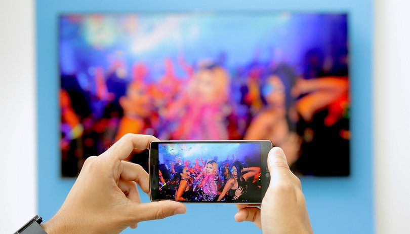 Miracast: cómo duplicar la pantalla de tu smartphone en tu TV