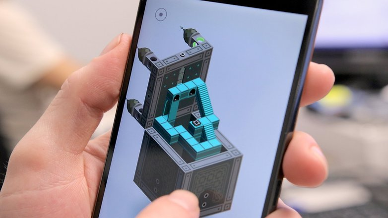 AndroidPIT monument valley
