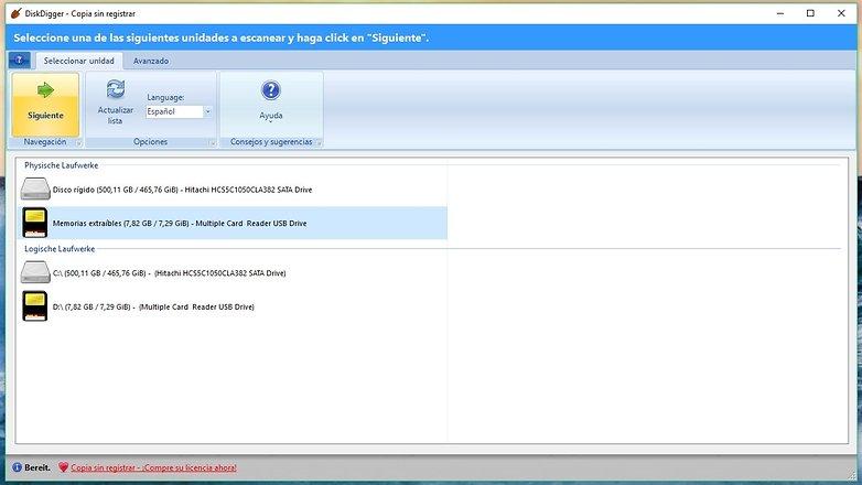 AndroidPIT recuperar archivos micro sd 01