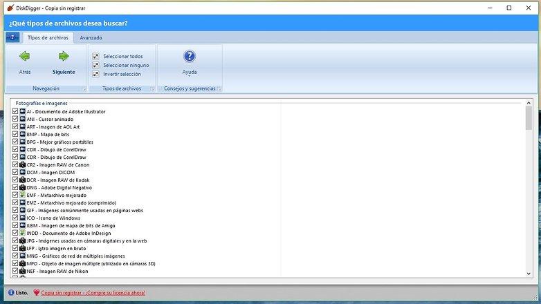 AndroidPIT recuperar archivos micro sd 02