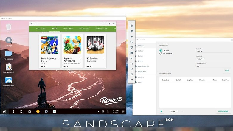 AndroidPIT remix os player
