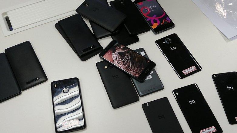 AndroidPIT smartphone design bq 10