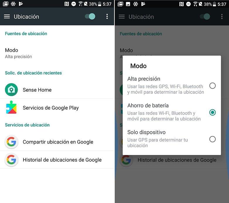 AndroidPIT ubicacion