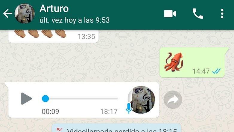 AndroidPIT whatsapp videollamada icono