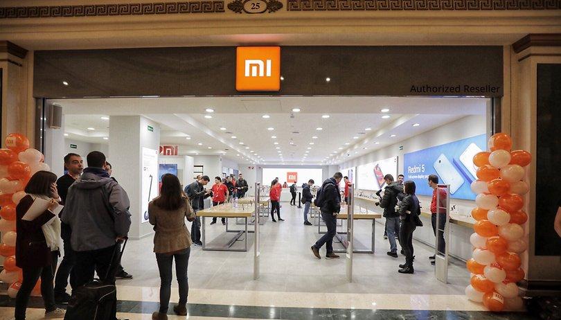 ¡Xiaomi abre tienda en Barcelona!