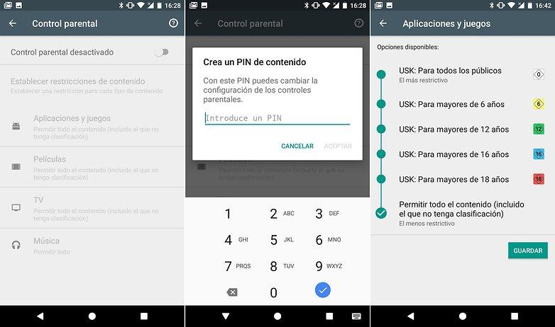 Androidpit control parental aplicaciones 01
