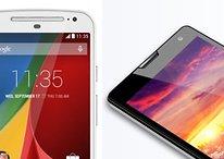 Comparación - Motorola Moto G vs Huawei Honor 3C duelo de medianos