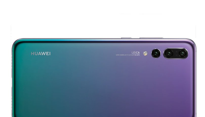 Huawei P20 range unveiled in Paris
