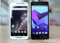 Motorola Moto G 2015 vs BQ Aquaris M5: Comparación de la nueva gama media