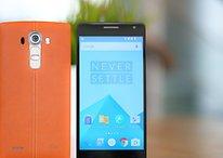 OnePlus 2 vs LG G4: Comparación