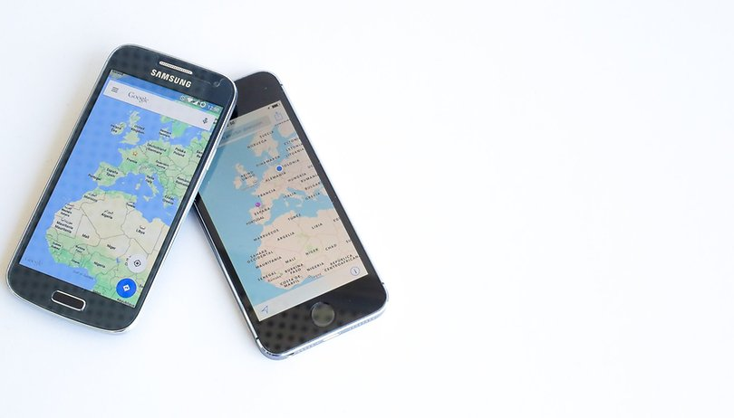Google Maps vs Apple Maps - ¿Podrá Apple algún día ser tan bueno como Google?