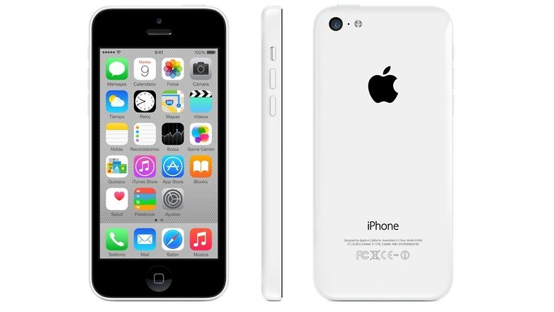iphone 5c white