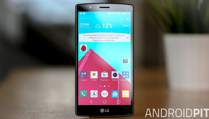 Test comparatif Samsung Galaxy Note 4 vs LG G4