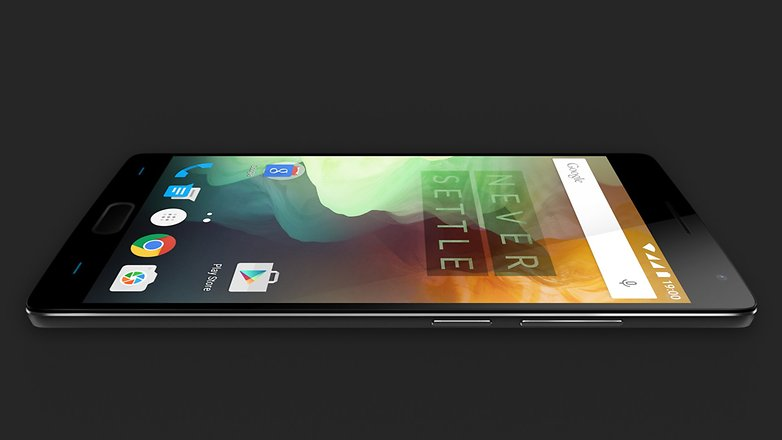 Oneplus 2 side