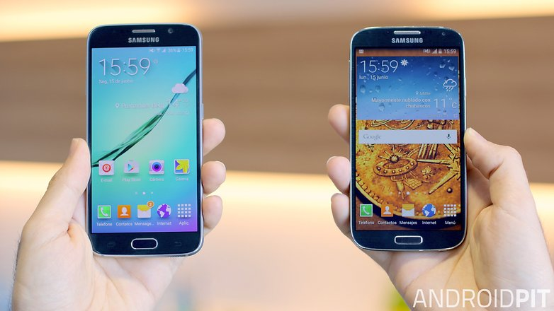 samsung galaxy s6 vs s5