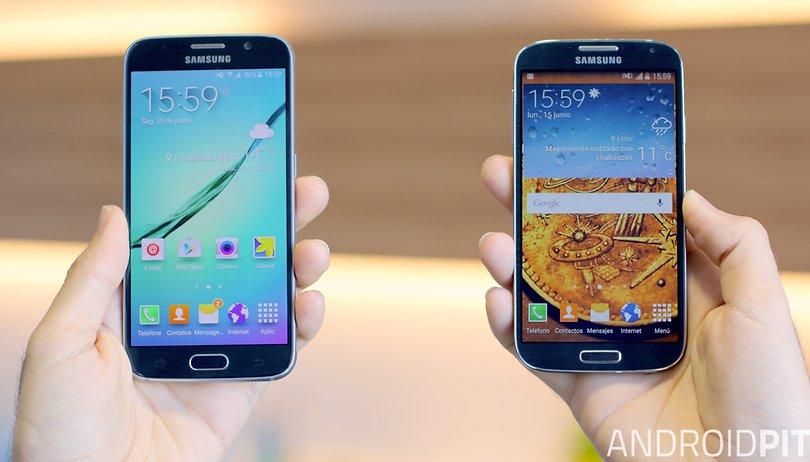 Samsung Galaxy S4 vs Galaxy S6: quando l'allievo supera il maestro