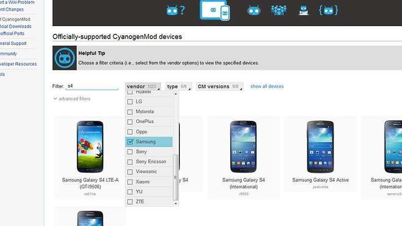 Instalar CyanogenMod 02