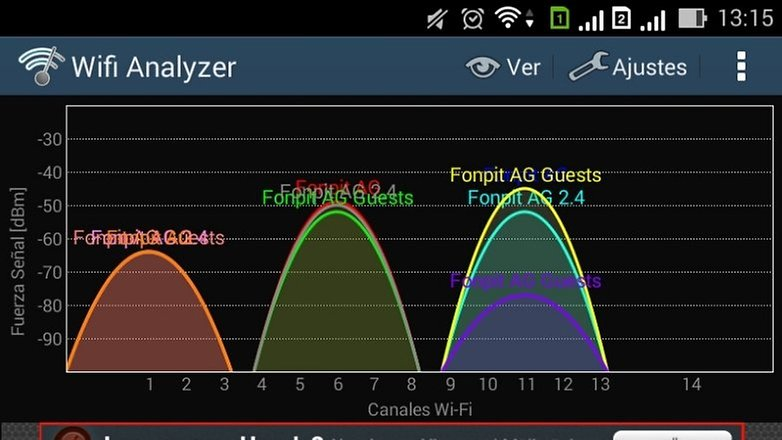 wifi analizer es 01