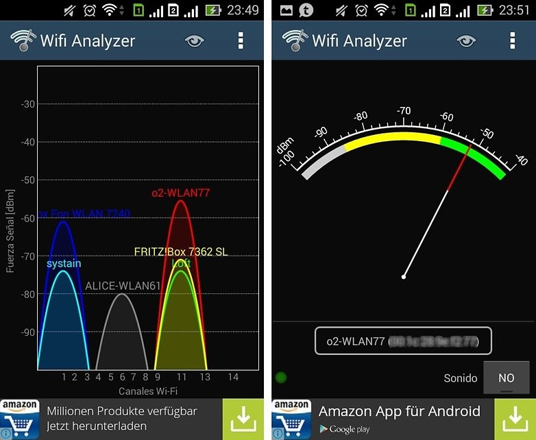 wifi analizer es 022
