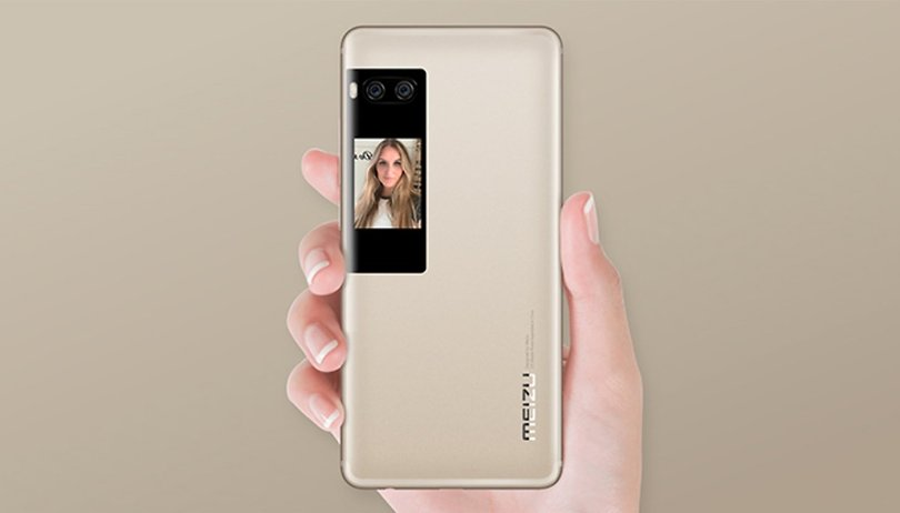 Meizu Pro 7/Plus: Display-Rücken soll entzücken