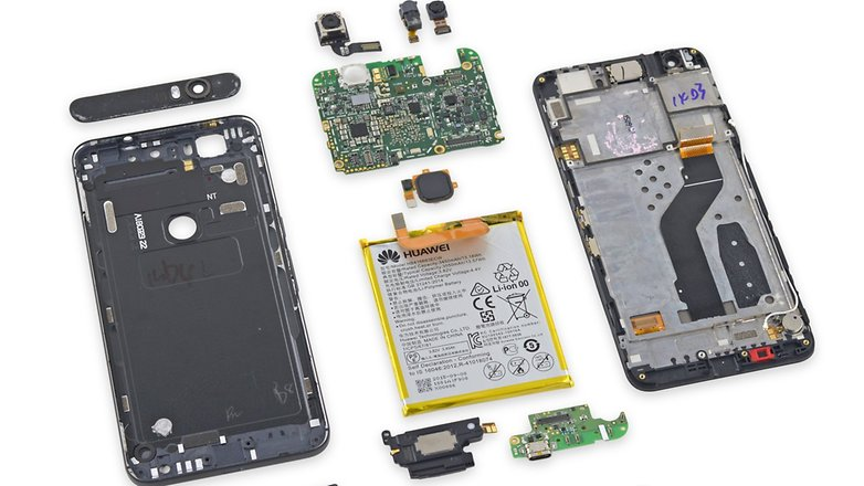nexus 6p teardown
