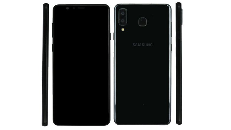 Samsung Galaxy S9 Mini SM G8850