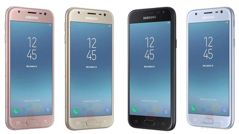 Samsung Galaxy j3 2017 01