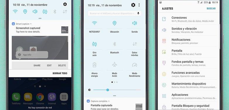 UI apps nougat s7 edge 02