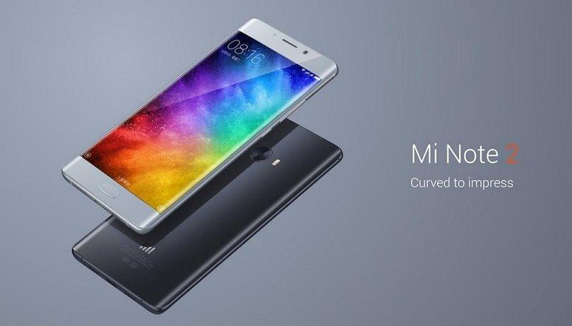 Xiaomi Mi Note 2 : date de sortie, prix et caractéristiques techniques