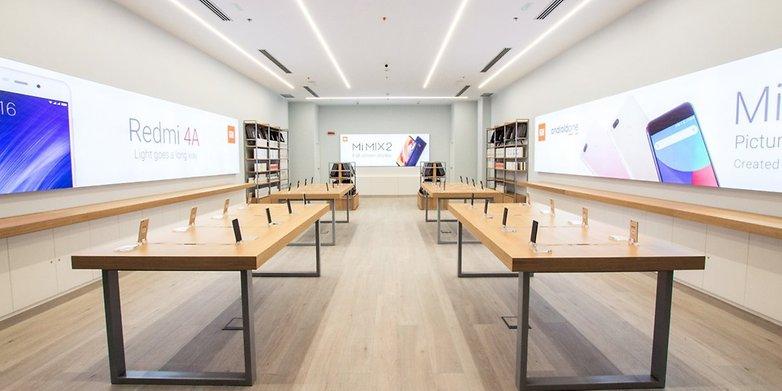 Xiaomi mi shop madrid