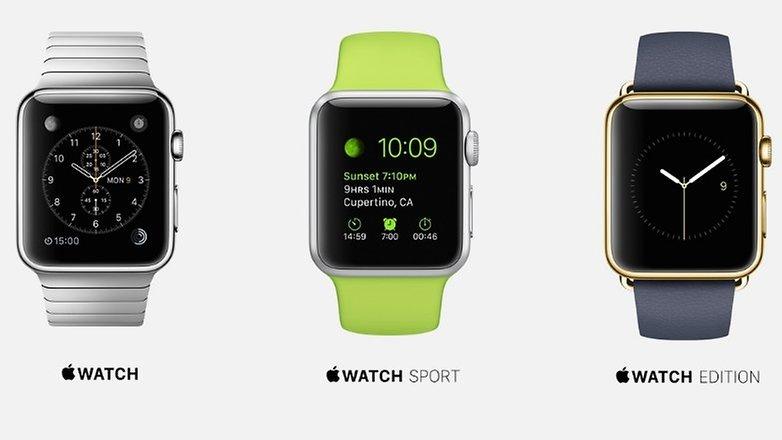 apple watch sport edition