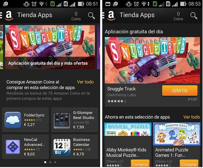 amazon tienda apps