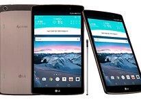 LG lanza el G Pad II 8.3 LTE con stylus incluido